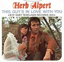 Image result for herb alpert this guys in love with you images