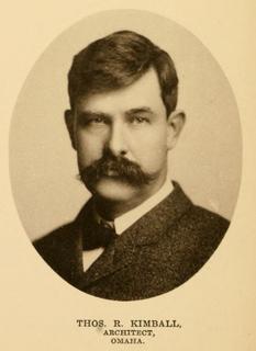 Thomas Rogers Kimball American architect