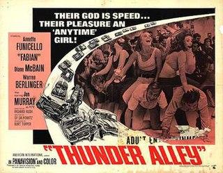 <i>Thunder Alley</i> (1967 film) 1967 film by Richard Rush