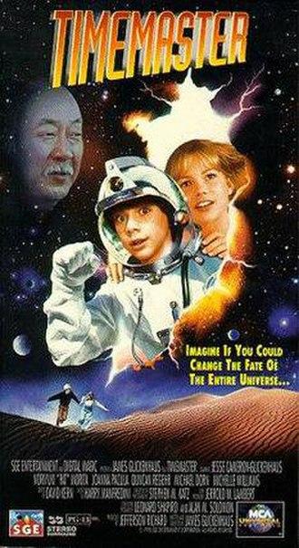 Timemaster (film) - VHS Artwork