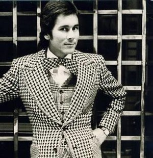 Tommy Nutter - Image: Tommy Nutter, English tailor