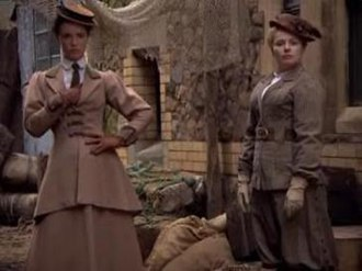 Torchwood Institute - Torchwood Cardiff agents Alice Guppy and Emily Holroyd in 1899