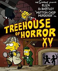 Watch The Simpsons 1601 Treehouse of Horror XV