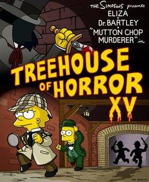Treehouse of Horror XV - Image: Treehouse of Horror XV