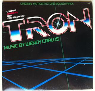 <i>Tron</i> (soundtrack) 1982 soundtrack album by Wendy Carlos