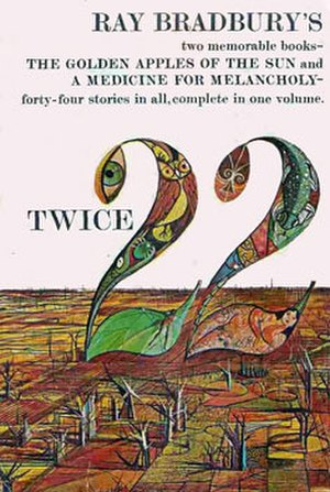 Twice 22 - Dust-jacket illustration from the first edition