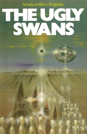 The Ugly Swans - Cover from MacMillan edition