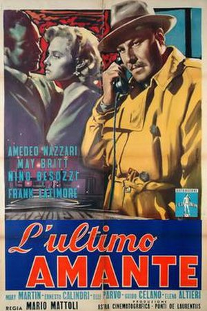 L'ultimo amante - Film poster