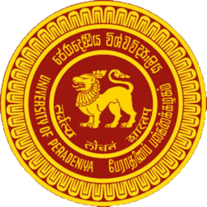 University of Peradeniya - University of Peradeniya Crest