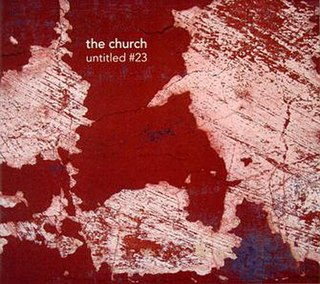 <i>Untitled 23</i> album by Australian rock band The Church