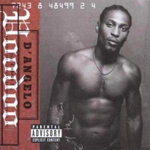 Voodoo (D'Angelo album) - Image: Voodoo UK