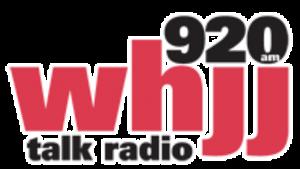 WHJJ - Former logo of the radio station