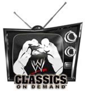 WWE Classics on Demand - Image: WWE Classics on Demand