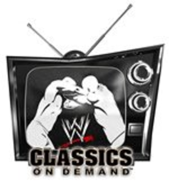 WWE Classics on Demand - Image: WWE Classics on Demand