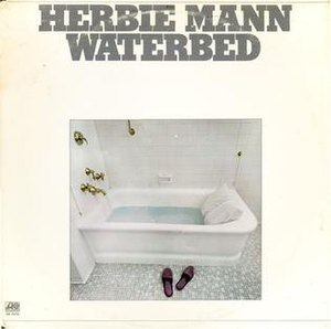 Waterbed (album) - Image: Waterbed (album)