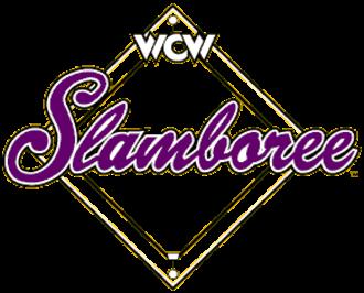 Slamboree - The official Slamboree logo used from 1993 to 1998.