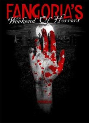 Fangoria's Weekend of Horrors - Image: Weekendofhorrors