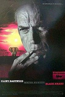 <i>White Hunter Black Heart</i> 1990 film by Clint Eastwood