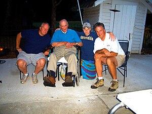 William Jennings Bryan Dorn - William Jennings Bryan Dorn (second from left)