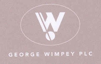 George Wimpey - Wimpey logo in use in the 1990s