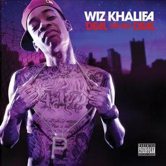 Deal or No Deal (album) - Image: Wiz khalifa deal or no deal cover
