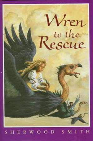 Wren to the Rescue - 1990 Harcourt edition cover
