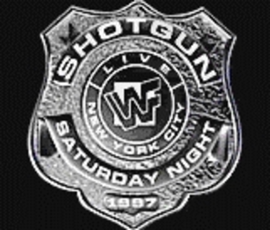 WWF Shotgun Saturday Night - Image: Wwfshotgunsat