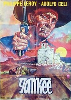 <i>Yankee</i> (film) 1966 Italian Western film directed by Tinto Brass