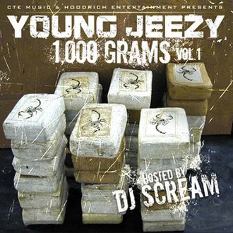1,000 Grams - Image: Young Jeezy 1000 Grams