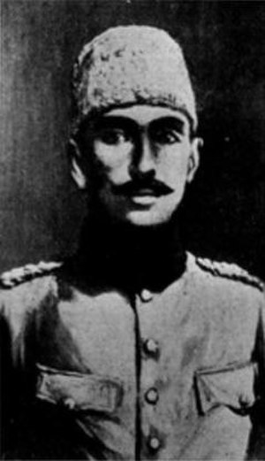 Aziz Ali al-Misri - Image: 'Aziz 'Ali al Misri