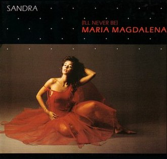 (I'll Never Be) Maria Magdalena - Image: (I'll Never Be) Maria Magdalena