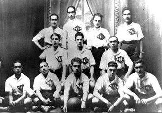 Irapuato F.C. - Club Deportivo Internacional de Irapuato in 1921