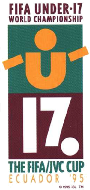 1995 FIFA U-17 World Championship - Image: 1995 FIFA U 17 World Championship