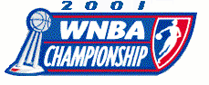 2001 WNBA Finals logo