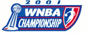 2001 WNBA Championship - Image: 2001 WNBA Finals logo