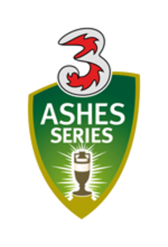 2006–07 Ashes series - The logo for the 2006–07 Ashes series