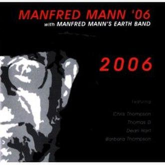 2006 (album) - Image: 2006 Manfred Mann '06