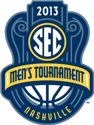2013 SEC Men's Basketball Tournament -