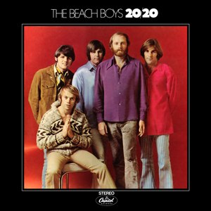 20/20 (The Beach Boys album) - Image: 2020Cover