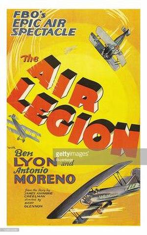 The Air Legion - Film poster