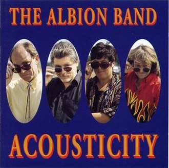 Acousticity (The Albion Band album) - Image: Albion Band Acousticity