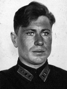 Aleksey Solomatin Soviet flying ace