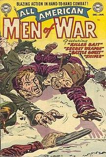 <i>Men of War</i> (comics)
