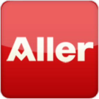 Aller Media - Image: Aller Media logo