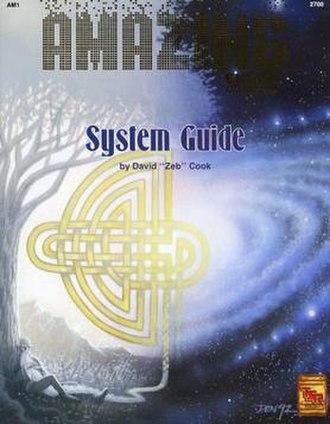 Amazing Engine - Image: Amazing Engine System Guide