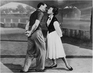 An American in Paris (film) - Kelly and Caron dance