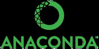 Anaconda (Python distribution) Distribution of the Python and R languages for scientific computing