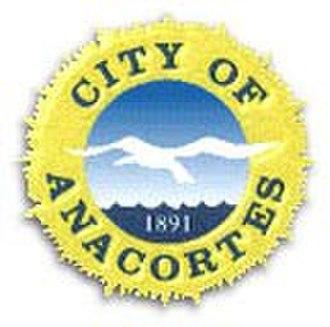 Anacortes, Washington - Image: Anacortesseal