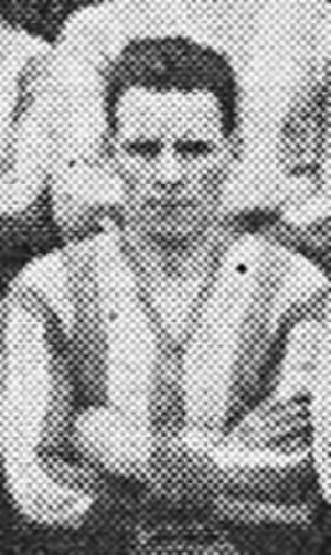 Andy Durnion - Durnion while with Brentford in 1928.
