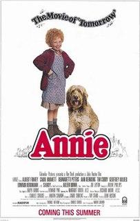 <i>Annie</i> (1982 film) 1982 American musical film directed by John Huston